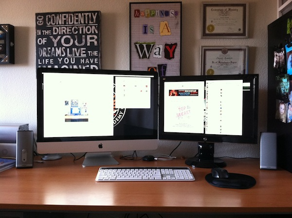Looking For A 2nd Monitor For Imac Macrumors Forums